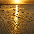 Sunset over Pialba by robert murray