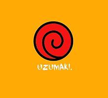 Uzumaki Clan by dotygonegreen