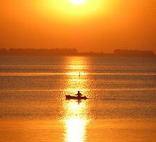 sunset by lem2802