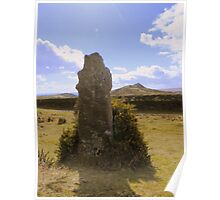 Dartmoor: Crosses Series - Ollsbrim Poster