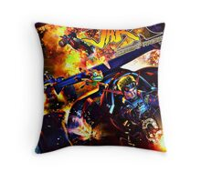 Jak X Combat Racing Throw Pillow