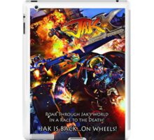 Jak X Combat Racing iPad Case/Skin