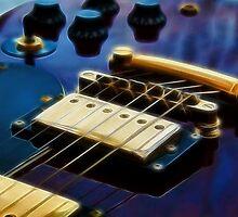 Electric Blue by Susie Peek