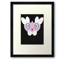 Pokemon - Gothita / Gothimu Framed Print