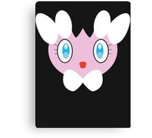 Pokemon - Gothita / Gothimu Canvas Print