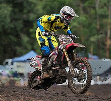 Mt Kembla Motocross I by Stephen Balson