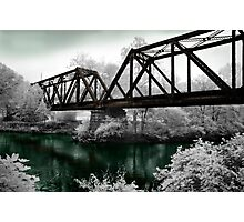 """The Tressel"" - Tennessee Mountains Photographic Print"