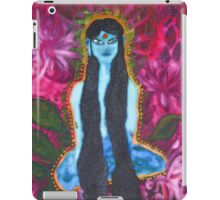Forest Yogini iPad Case/Skin