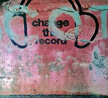 Change the Record by MartyBeedham