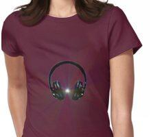 supernova headphones Womens Fitted T-Shirt