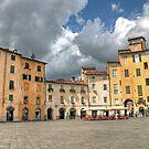 Piazza dell'anfiteatro by Lauren Banks