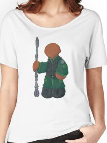 Plushie Teal'c Women's Relaxed Fit T-Shirt