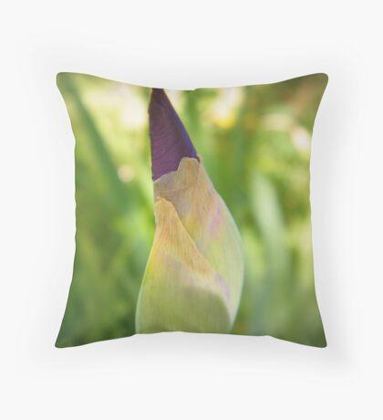 Tulip Tip Toe Throw Pillow