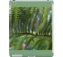 SPIKEY FROND iPad Case/Skin