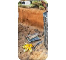 Temple Offering iPhone Case/Skin