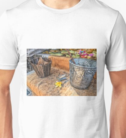 Temple Offering Unisex T-Shirt