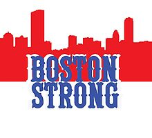 Boston Strong by Scott Dovey