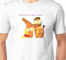 Weekly Thing: Yellow Bear and Tiger Unisex T-Shirt