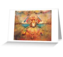 Dancing in the Rain Greeting Card
