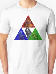 Majora's Mask Link Forms T-Shirt