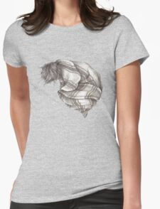 Recovery Womens Fitted T-Shirt