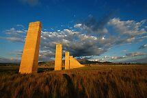 Monolithic Odyssey by robert  bimrose