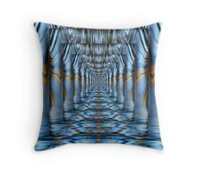 The Pillars of Wisdom Throw Pillow