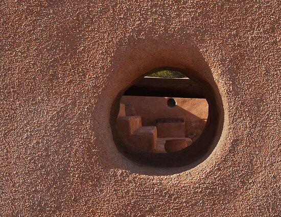 Granary Porthole by Richard G Witham