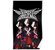 Babymetal - Megitsune  Poster