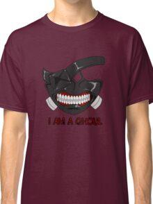 I Am A Ghoul Classic T-Shirt