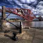 Forth Bridge by Graham Stirling