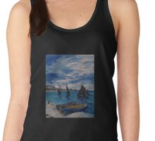 Impressionism monet Women's Tank Top