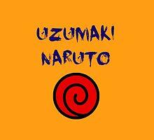 Uzumaki Naruto by dotygonegreen