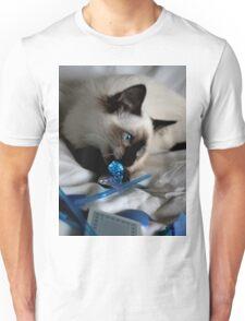 Sparkle the Wonder Cat Unisex T-Shirt