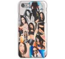 Aaliyah music jam session 3 iPhone Case/Skin
