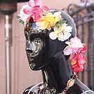 Mannequin with headdress by Bigart32
