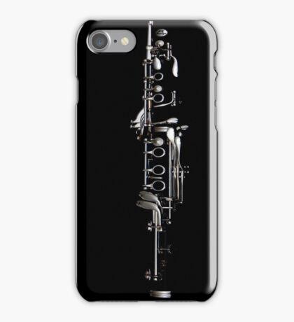 clarinet iPhone Case/Skin