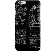 New Sample Book of Our Artistic Perforated Parchment Stamping Patterns Kate Greenaway, John Frederick Ingalls 1886 0045 Inverted iPhone Case/Skin