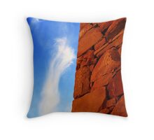 Earth n' Sky Throw Pillow