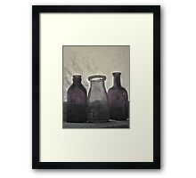 To Your Health Framed Print