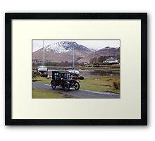 Lochranza Framed Print