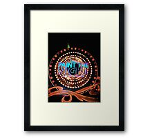 Paint The Night #2 Framed Print
