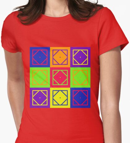 Oh rutti! Womens Fitted T-Shirt