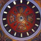 The Central Dome - Cathedral Basilica - St. Louis by barnsis