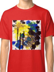 Abstract painting Classic T-Shirt