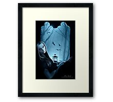 Night Time Activities Framed Print
