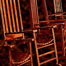 Musical Chairs by Lynda Lehmann