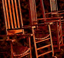 Musical Chairs by Lynda Lehmann