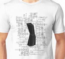 The Obelisk / The Diviner (Black) Unisex T-Shirt