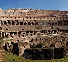 Colosseum by silverfish